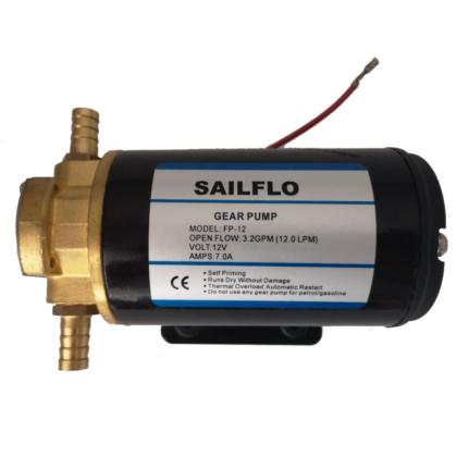 sailflo gear pump