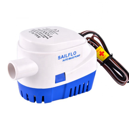 Sailflo 1100GPH Automatic Bilge Pump