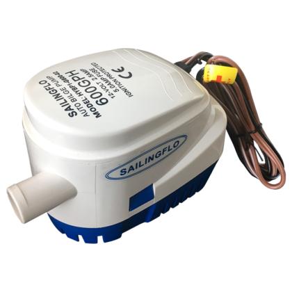 600GPH Automatic Bilge Pump