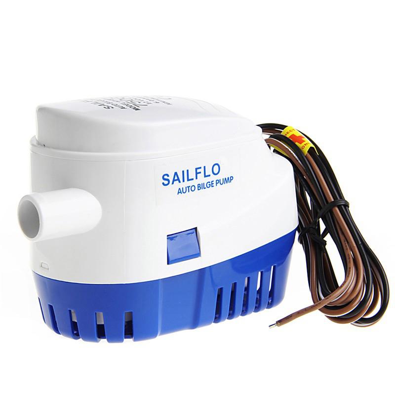 SAILFLO Automatic bilge pump advantages