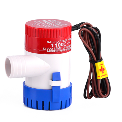 Sailflo 1100GPH Non Automatic Bilge Pumps