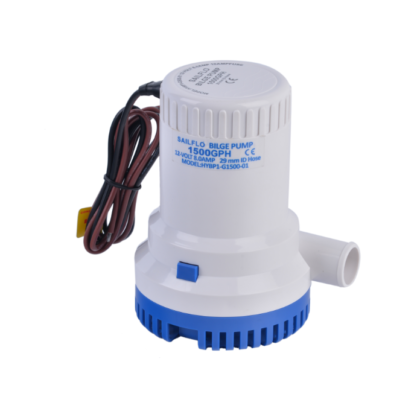 Sailflo 1500GPH Non Automatic Bilge Pumps