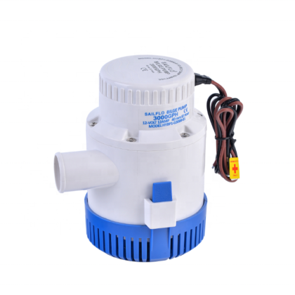 Sailflo 3000GPH Non Automatic Bilge Pumps