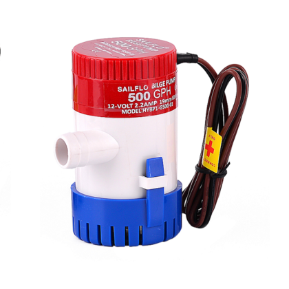 Sailflo 500GPH Non Automatic Bilge Pumps