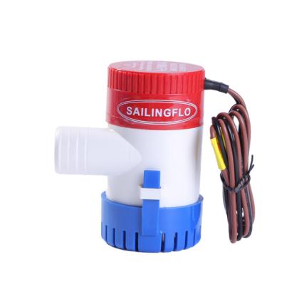 1100GPH Non Automatic Bilge Pumps