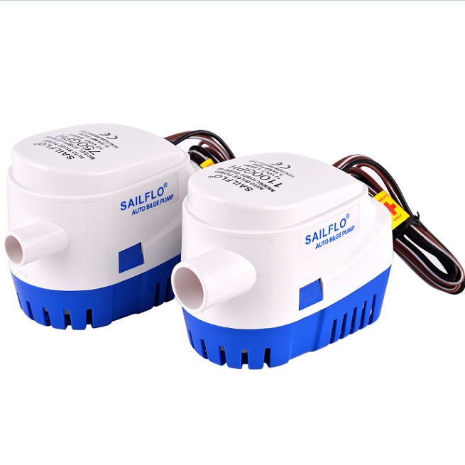 SAILFLO Automatic bilge pump advantages