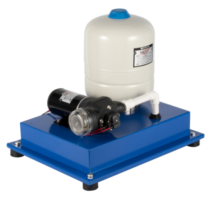 SAILFLO  Diaphragm Pump Water Pressure Booster System with tank (Single Pump)