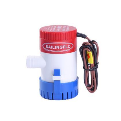 350GPH Non Automatic Bilge Pumps