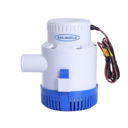 3000GPH Non Automatic Bilge Pumps