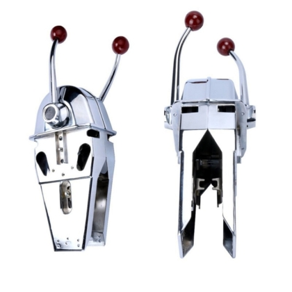 Outboard Twin Engine Control Lever
