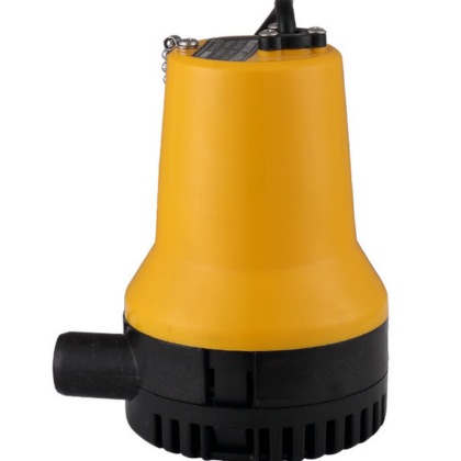 SAILFLO yellow bilge pump