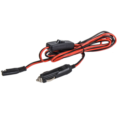 Sailflo Car Adapter Wiring Harness with On / Off Switch