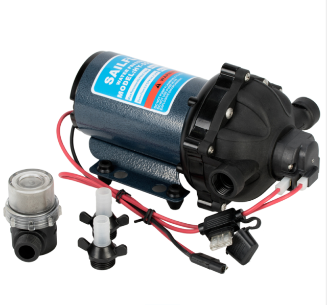 Sailflo 5 chamber dc diaphragm pump hy series sailflo pump sailflo 5 chamber dc diaphragm pump hy series ccuart Images