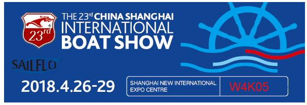 Attend 2018 ShangHai International Boat Show(23th)