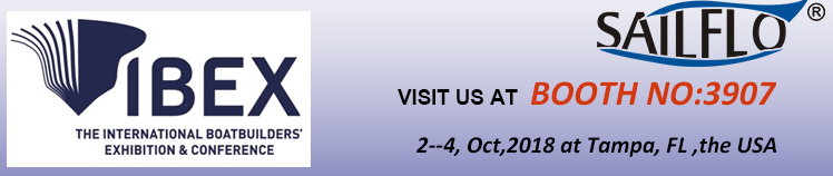 "Attend ""IBEX"" International boat show on Oct,2nd-Oct,4th,2018"