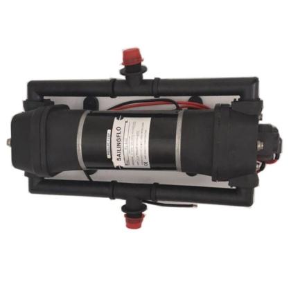 4 Chamber DC Diaphragm Pump Dual head Series
