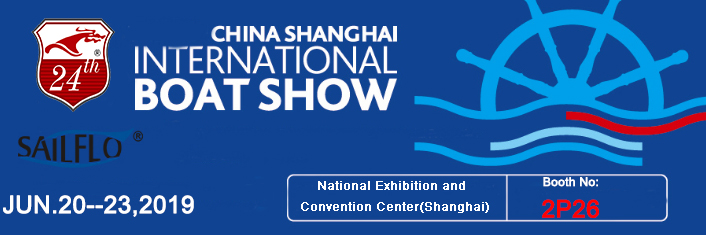 Attend 2019 ShangHai International Boat Show(24th)