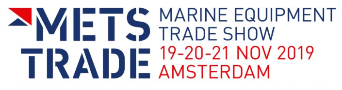 2019 METS TRADE Marine Equipment Trade Show Amsterdam